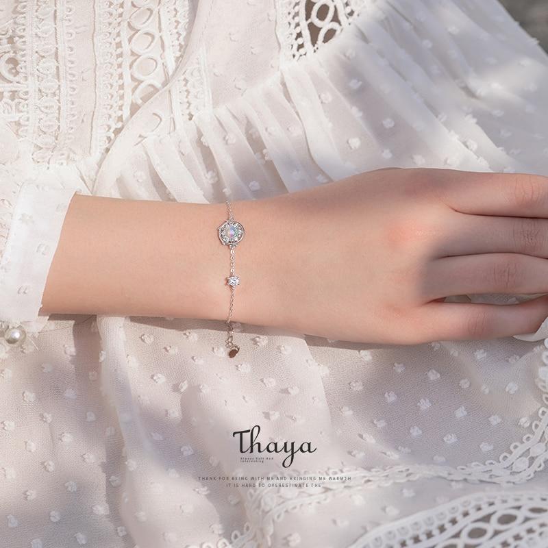 Classic Opal Zircon Bracelet