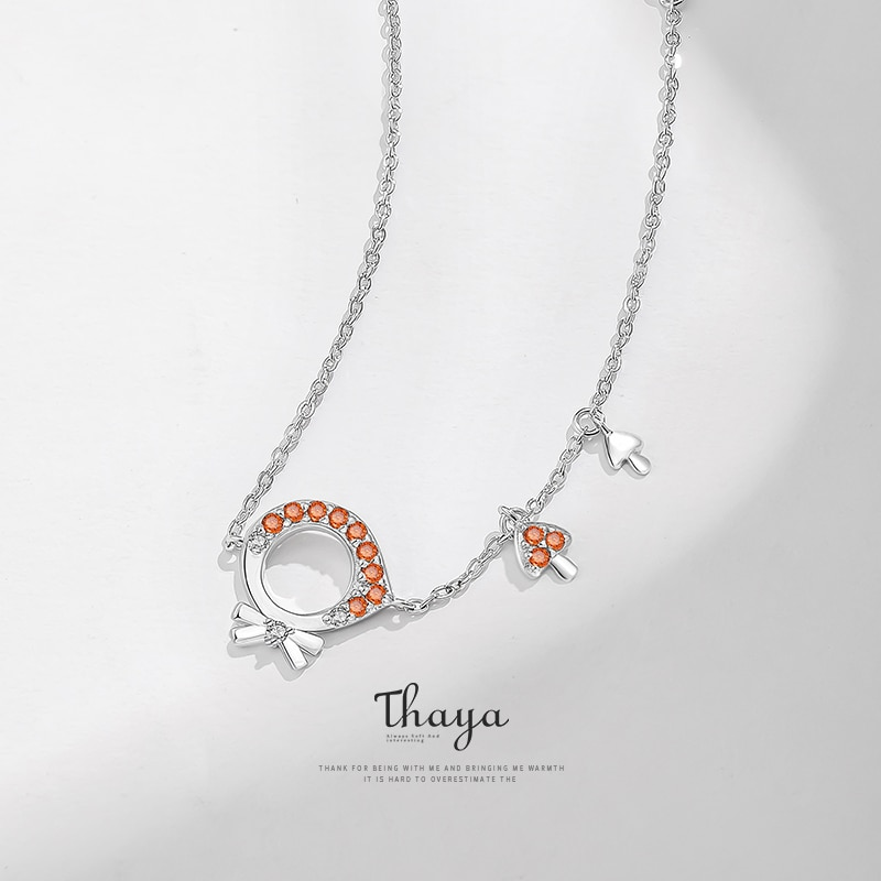 Silver Bow & Charm Bracelet - Fairy Tale Series