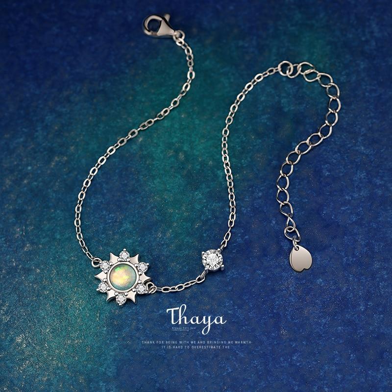 Silver Charm Colorful Bracelet