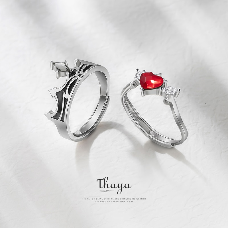 Snow White Rings