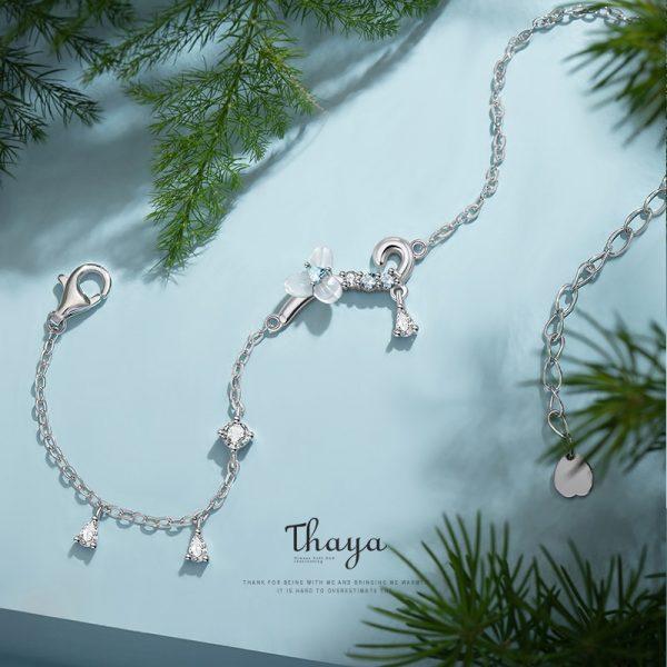 Flower Shell Bracelet