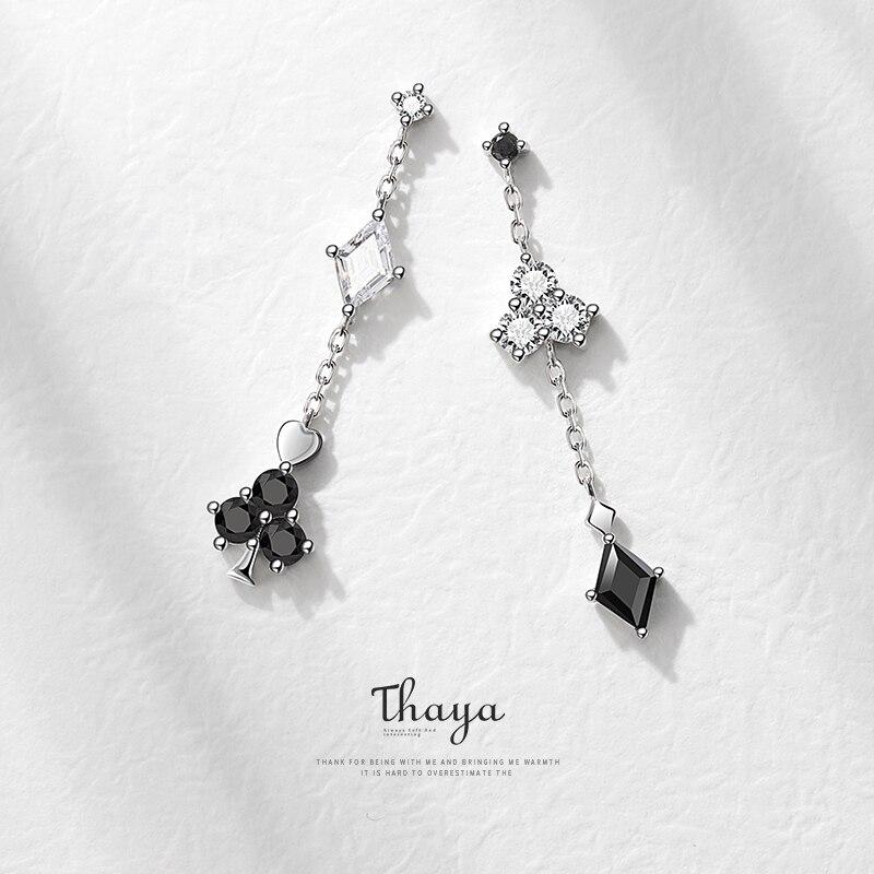 Alice Drop Earrings