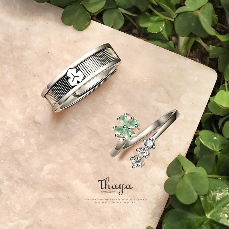 Clover Rings