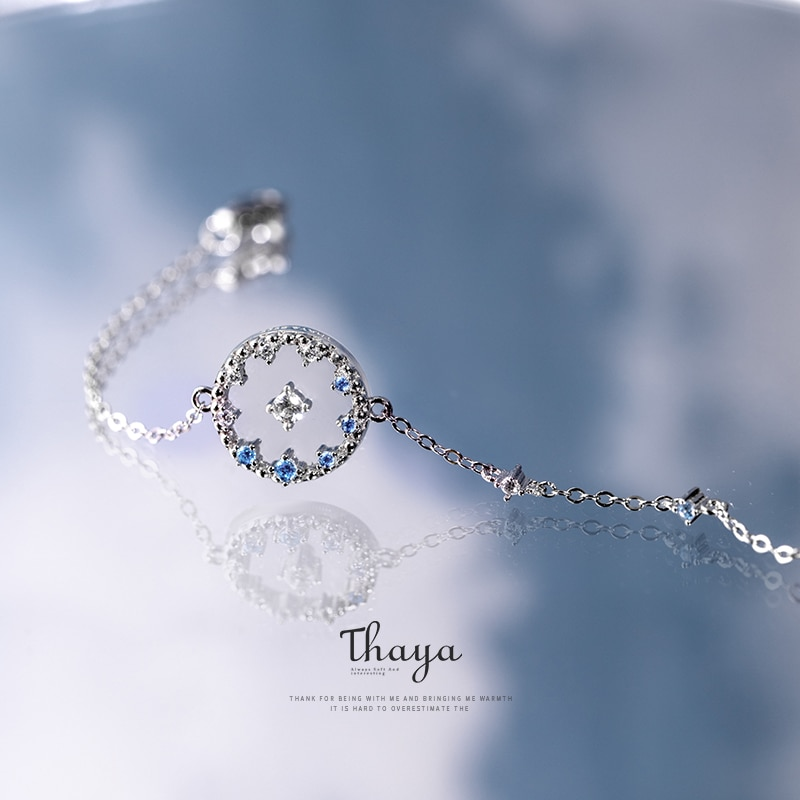 Sky Diamond Mirror Bracelet