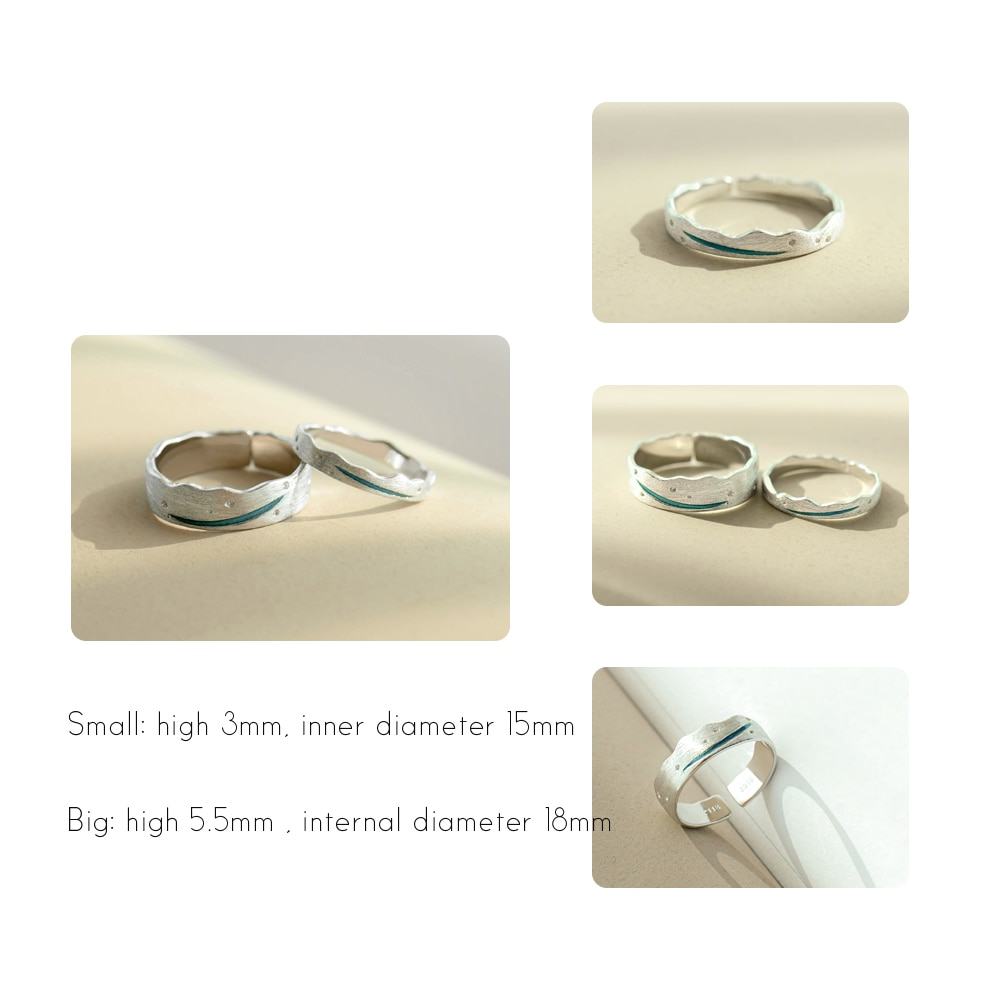 Time Travel Couple Ring