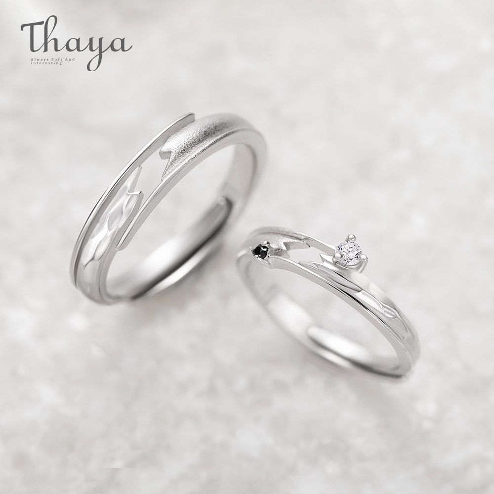 Meet By Chance Couple Rings