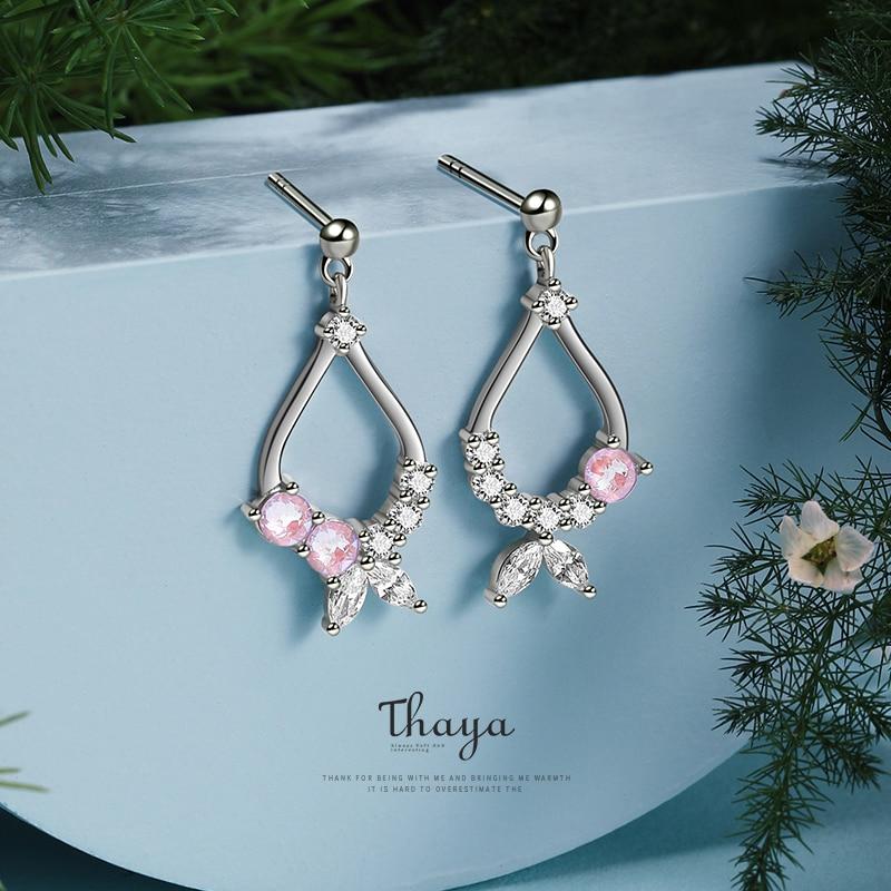 Spring Flower Stud Earrings