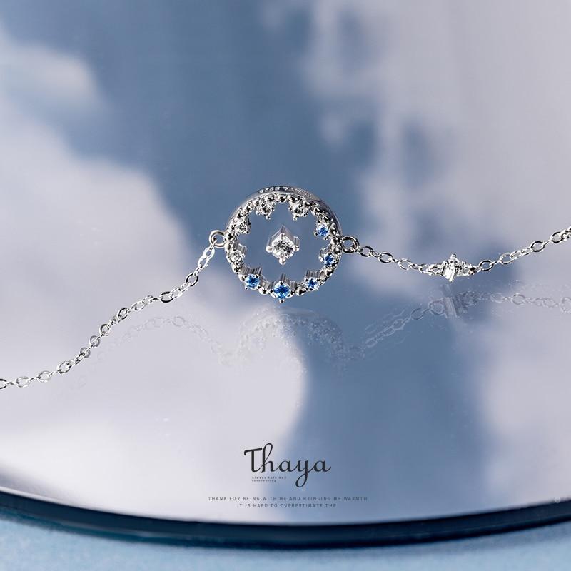 The Sky Mirror Design Bracelet