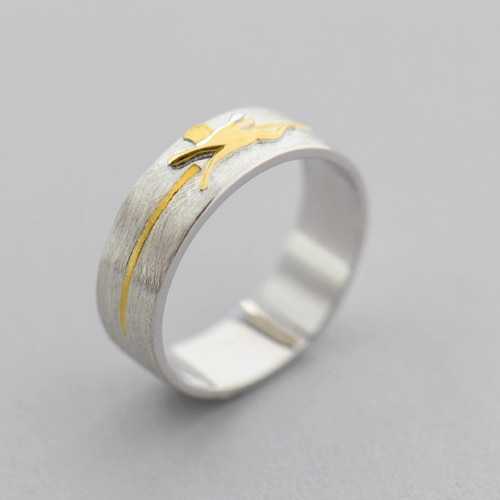 3D Trail Chaser Ring