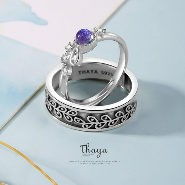 Provence Couple Ring