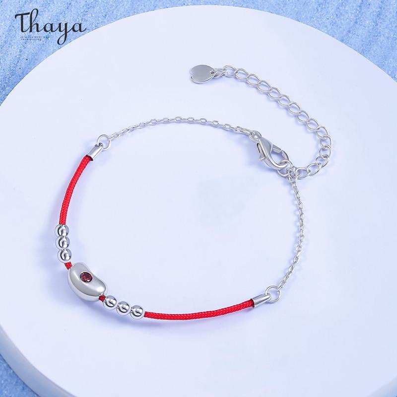 Red Bead Bracelet