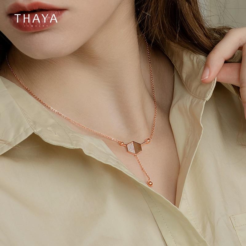 Chemistry Molecule Necklace