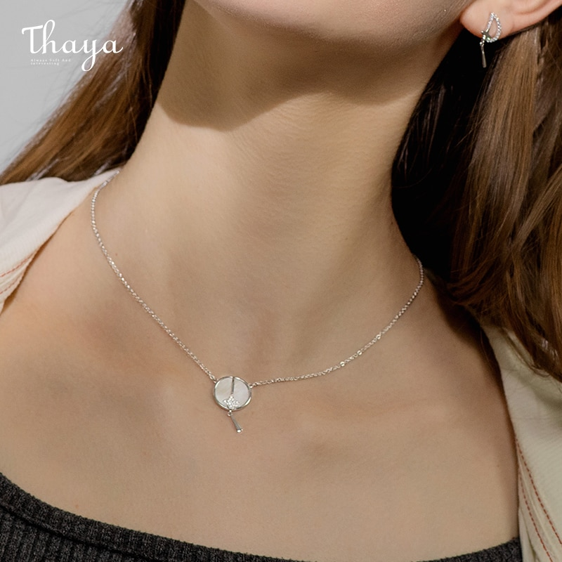 Fritillary Necklace