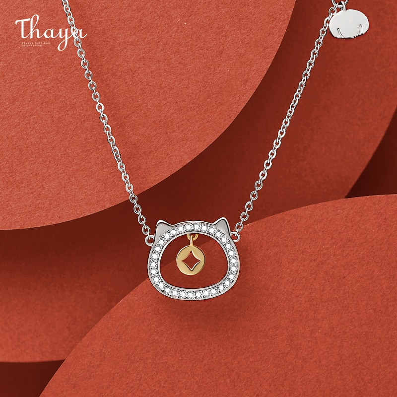 Lucky Cat Necklace