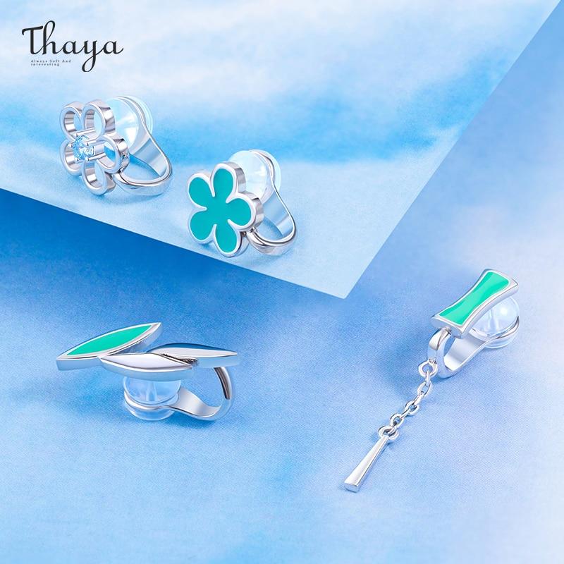 Bamboo Flower Earrings