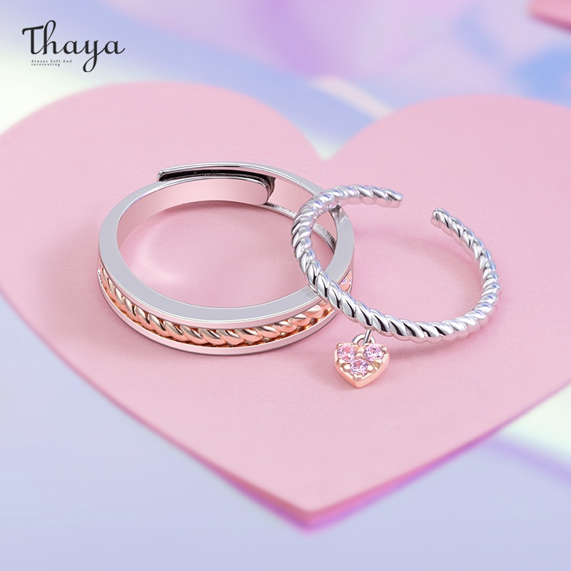 Braided Couple Rings