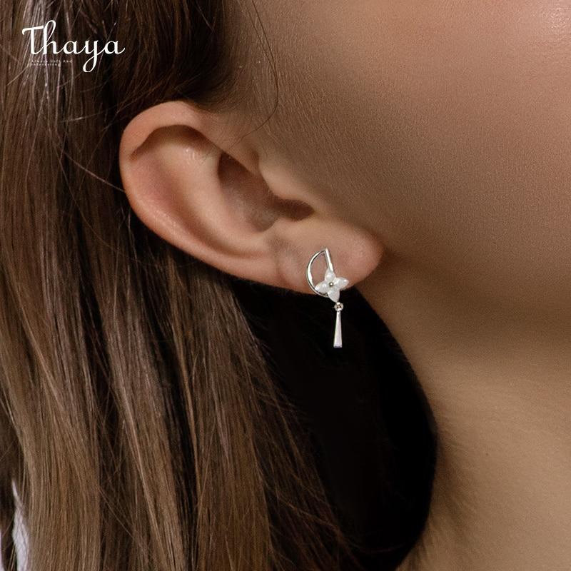 Fritillary Flower Earrings