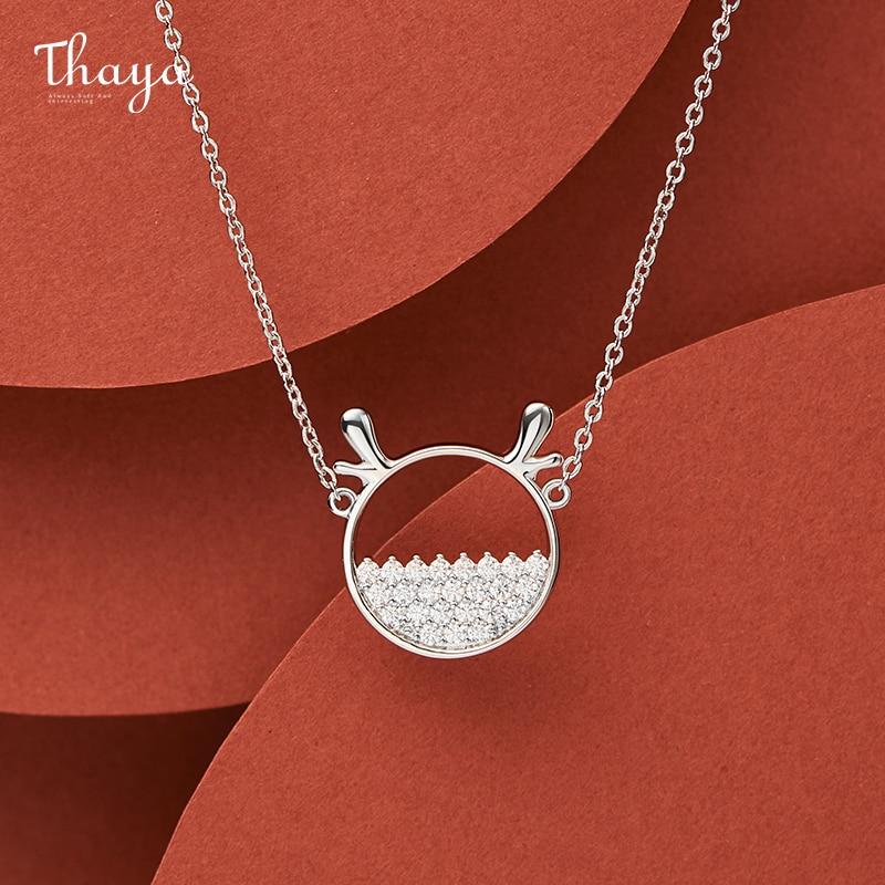 Horn Shape Necklace