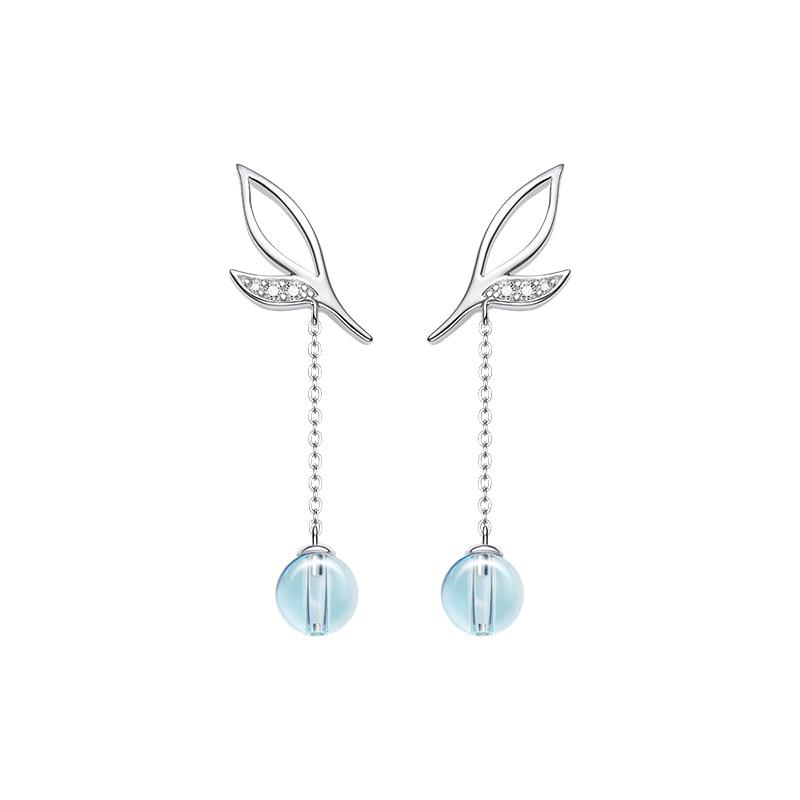 Aqua Magician Earrings