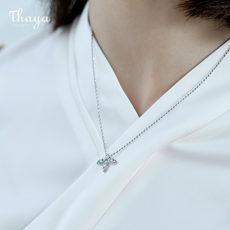 Lotus Chain Necklace