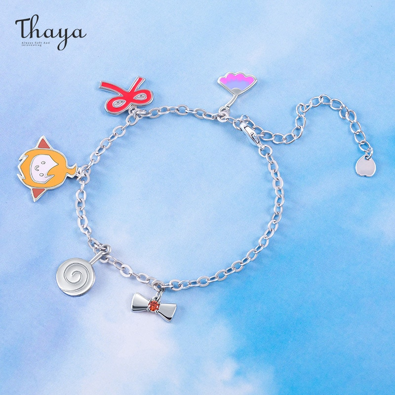 Animated Symbols Bracelet