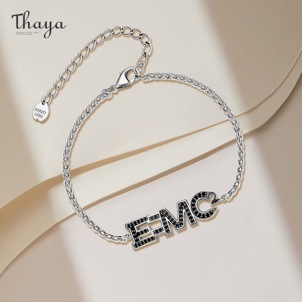 Relativity Formula Couple Bracelet