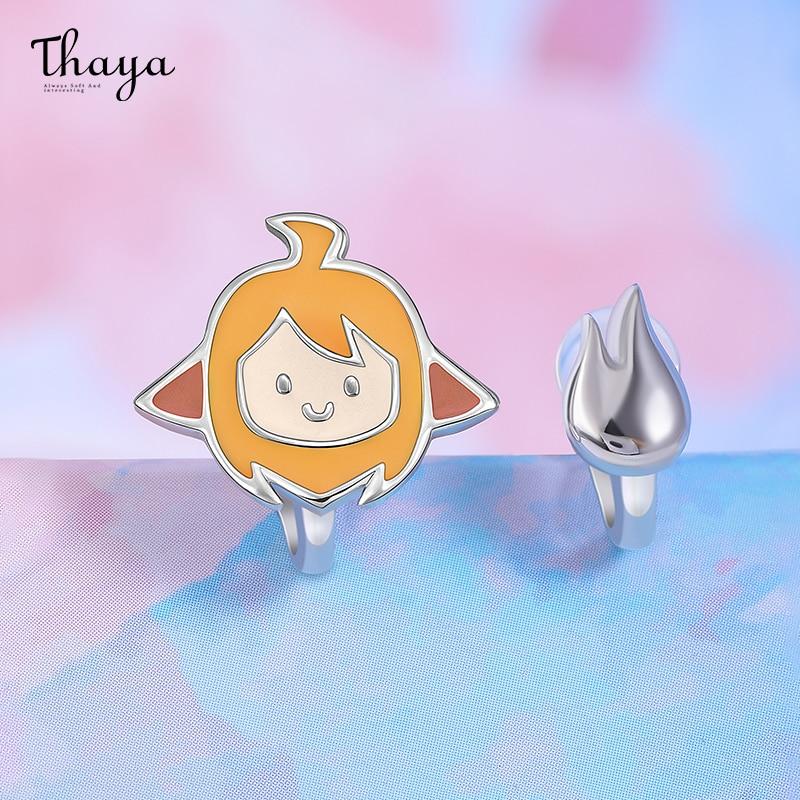 Animated Character Earrings