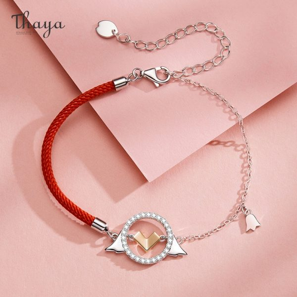 Fox Couple Bracelet