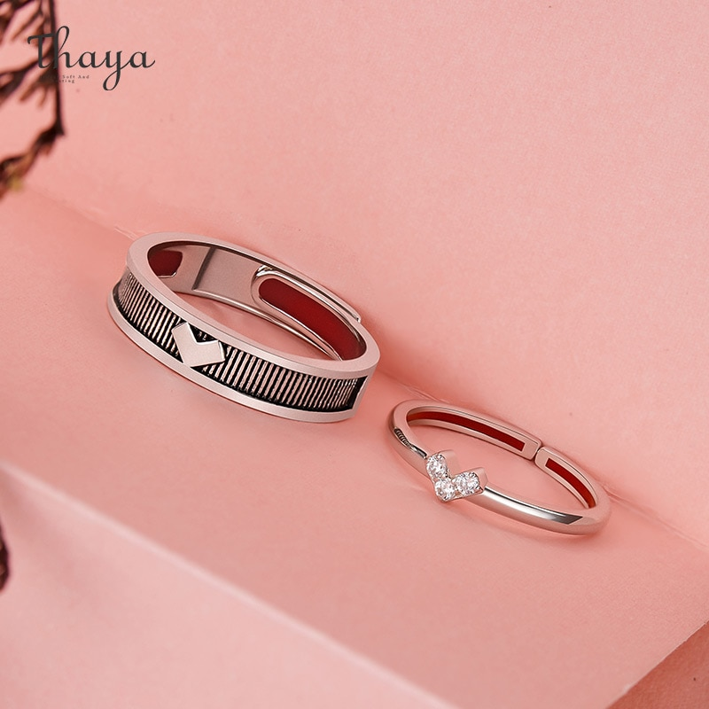 Fox Couple Rings