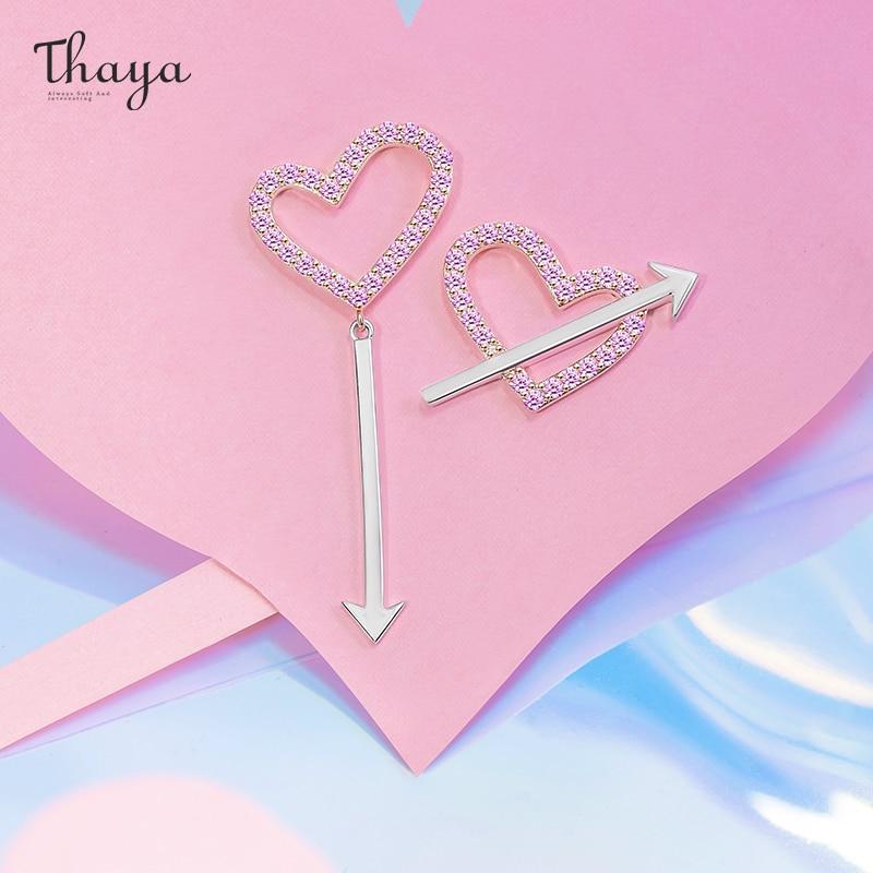 Arrow Heart Earrings