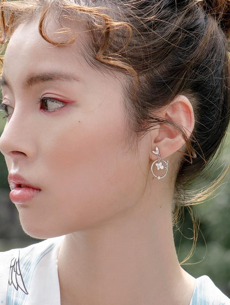 Bard Earrings